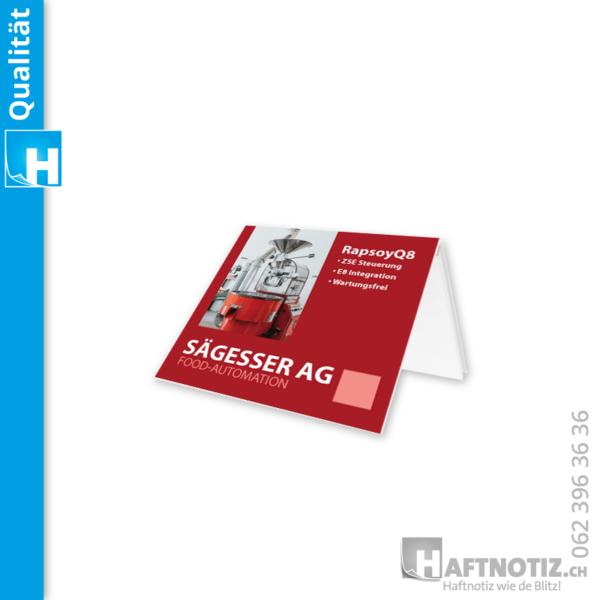 Haftnotiz Postit Büchlein Druck Shop Schweiz