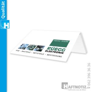 Haftnotizen Druck Cover Umschlag Schweiz Shop