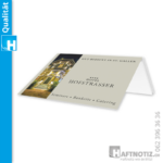 Büchlein Umschlag Booklet mit Haftnotizen Postit