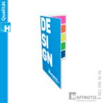 Flags Indexflags Marker farbige Streifen Papier Markierung Druck bestellen haftende
