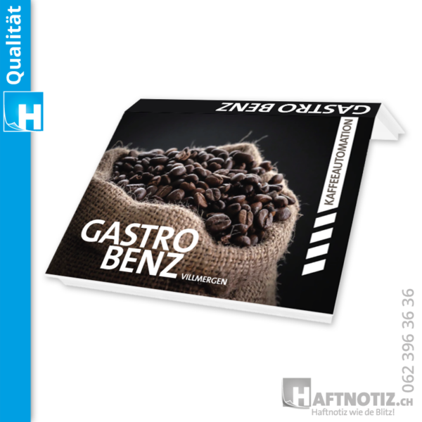 Notizbuch mit Haftnotizen online bestellen Schweiz