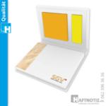 Haftnotiz Buch Mäppchen Umschlag Cover mit Druck online Shop