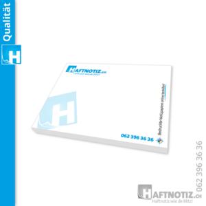 Haftnotiz Druckerei von Postit Zetteln