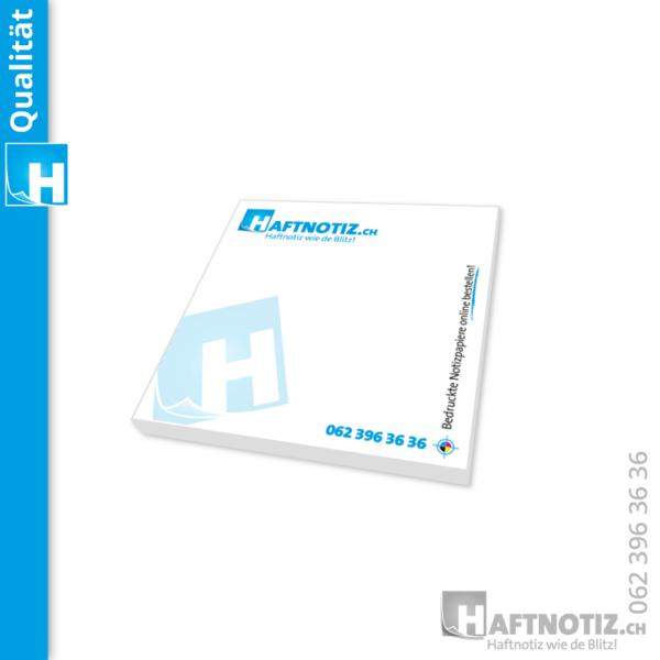 Druck von Haftnotizen Schweiz Postit Shop bestellen