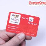 ScreenClean - Display Reiniger als Werbegeschenk