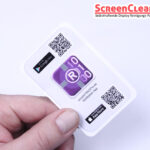 ScreenClean - Display Reiniger als Give-Away