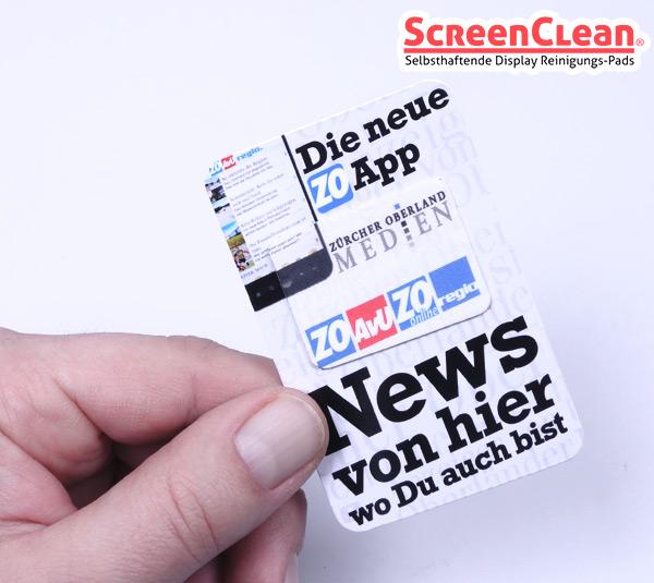 Das ideale Werbegeschenk - ScreenClean