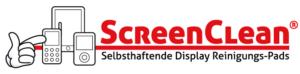 ScreenClean - Auf Smart-Phones werben