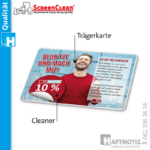 ScreenClean der Display Putzer hier bestellen